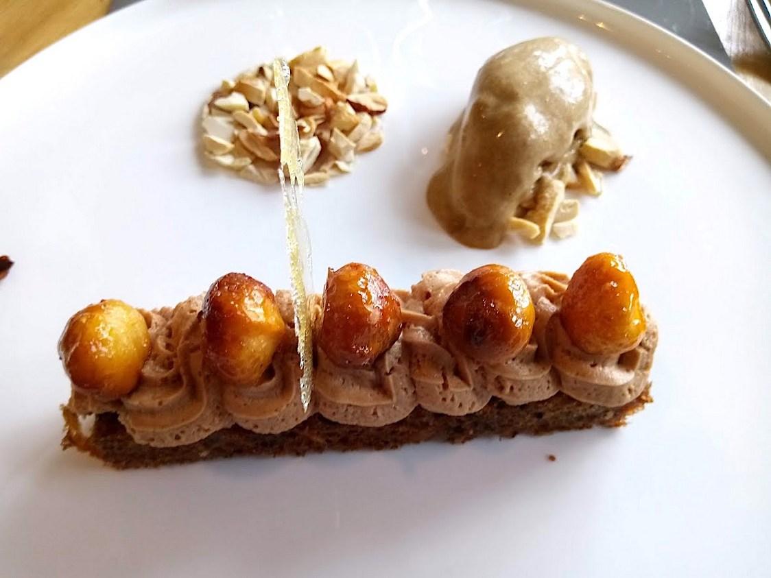 Sablé aux noix © Gourmets&co