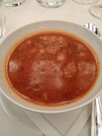 Soupe Harira © Gourmets&co
