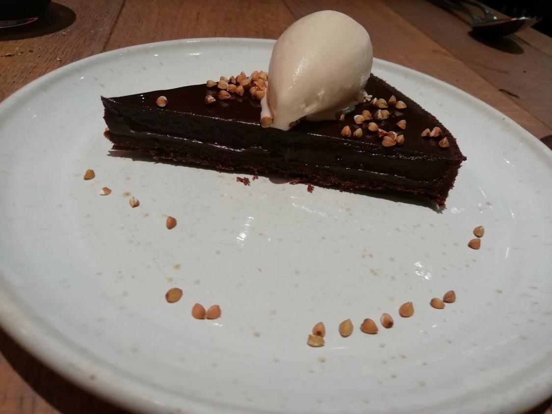 Tarte chocolat © Gourmets&co