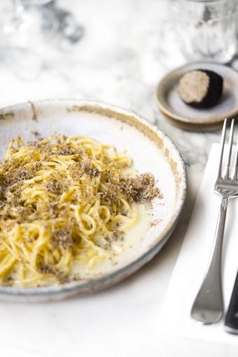 pasta aux truffes