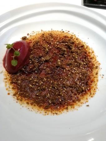 Crème brulée à l'Hojicha ©Gourmets&co