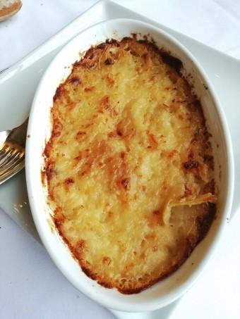 Gratin de pommes de terre ©Gourmets&co