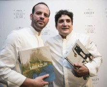 And the winner is… Mirazur de Mauro Colagreco