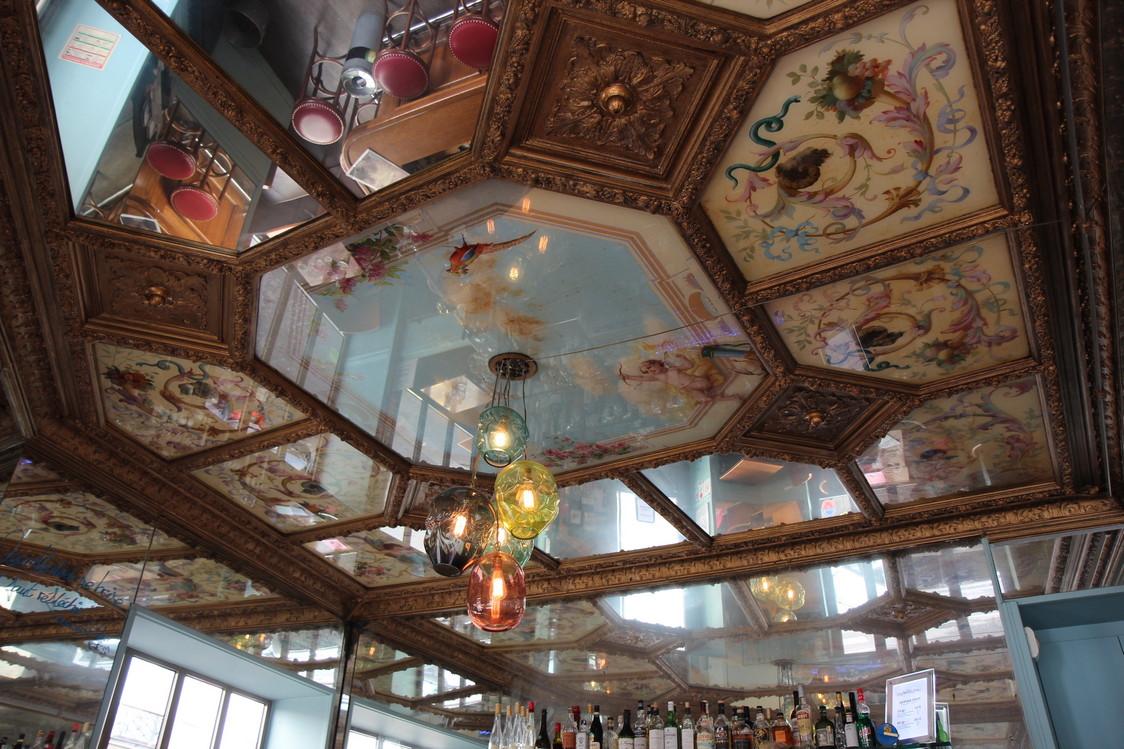 Sardignac plafond