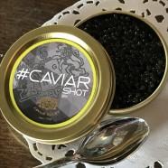 Un shot de caviar chez Les Sardignac