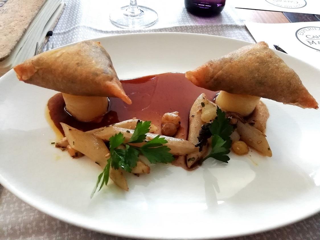 Pastilla de canard confit © Gourmets&co