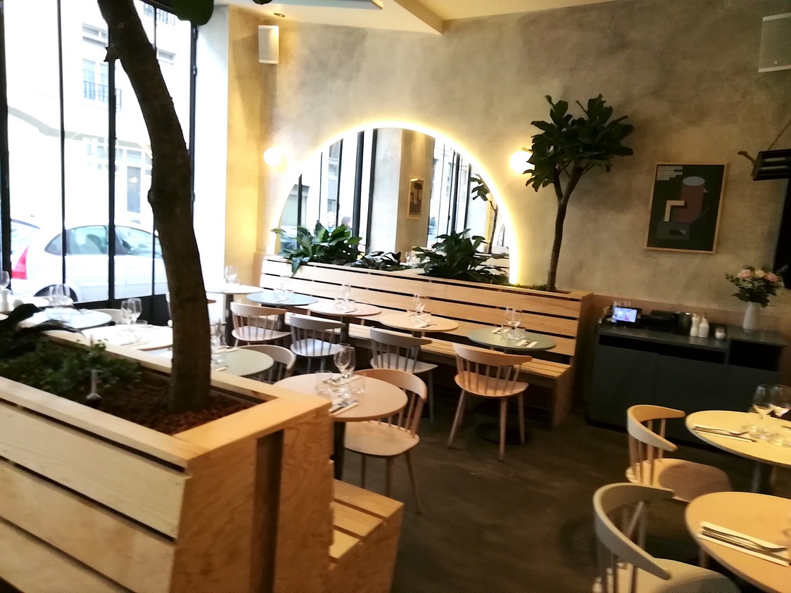 Salle 1 © Gourmets&co,