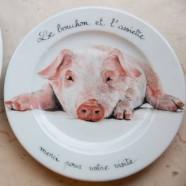 Le Bouchon et l'Assiette