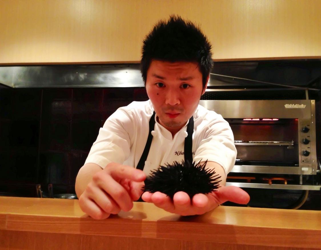 Chef Hasegawa