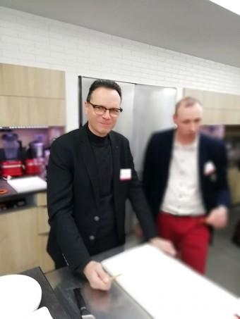 Chef Patrick Bertron ( Bernard Loiseau) © Gourmets&co