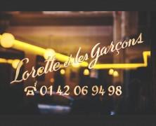 Lorette et les Garçons