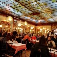 Bouillon Chartier – Montparnasse – Le retour…