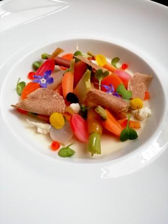 Légumes crus et cuits © Gourmets&co