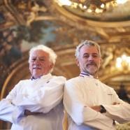 Le Train Bleu invite son premier chef, Mathieu Viannay