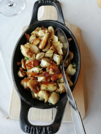 Poêlée de cèpes © Gourmets&co