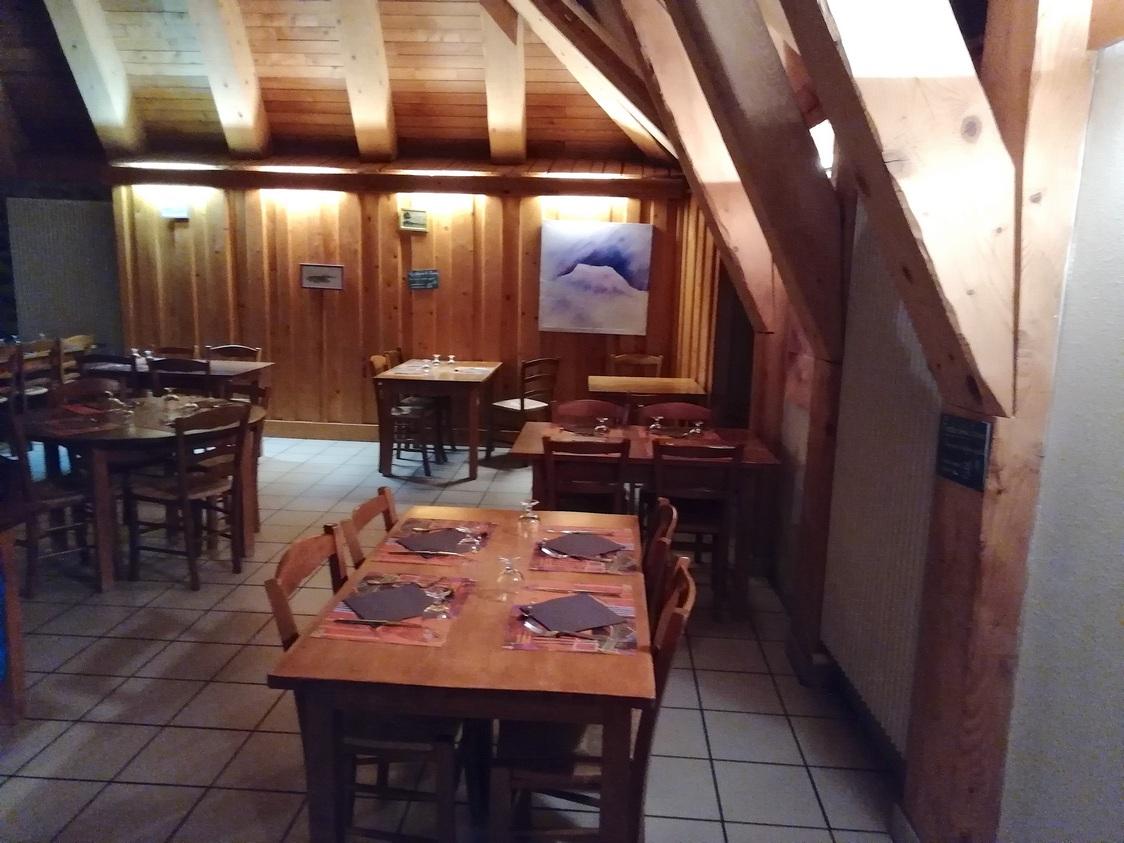 Salle de restaurant © Gourmets&co