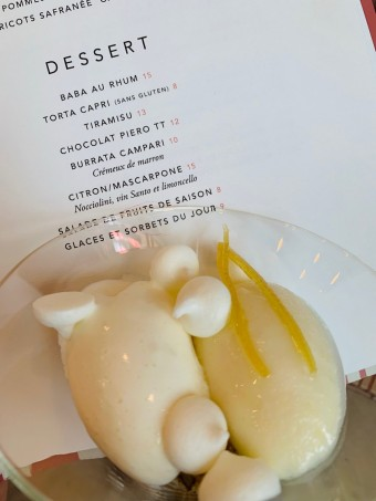 Citron, mascarpone © Olivia Goldman