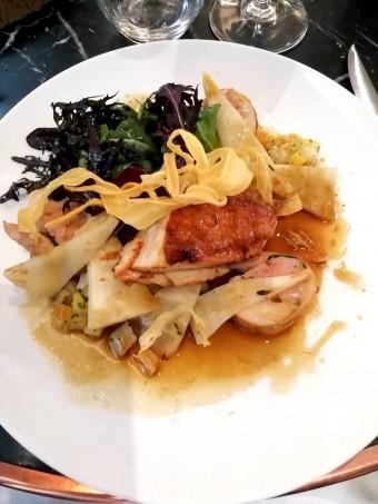 Cuisses et suprème de poulet © Gourmets&co