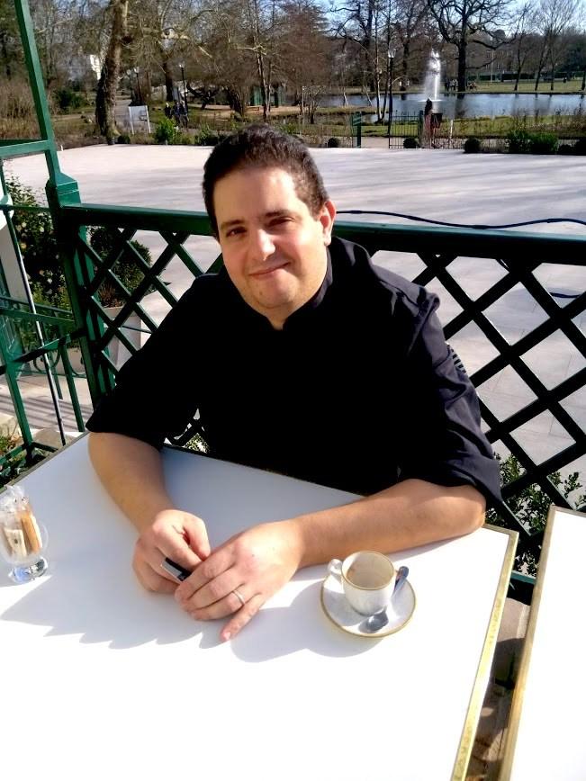 Le chef Khalil Younisse