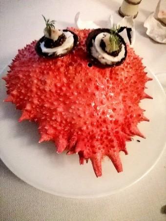 Amuse bouche Araignée © Gourmets&co