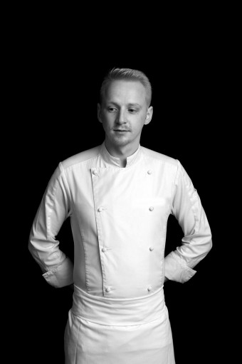 Chef Alexis Lecoffre
