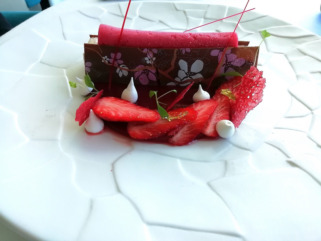 Fraises © Gourmets&co .