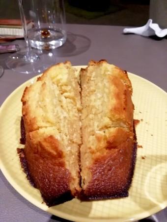 Madeleine au miel à pârtager © Gourmets&co