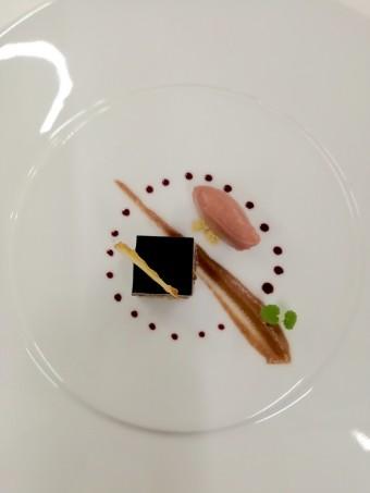 Marbré de foie gras.. © Gourmets&co