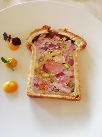 Pâté en croûte Tradition Drouant © Gourmets&co