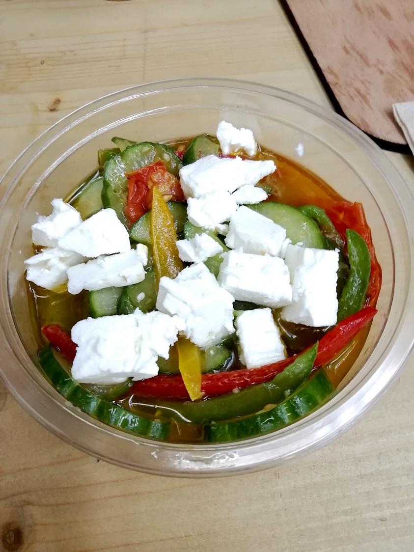 Salade grecque © Gourmets&co