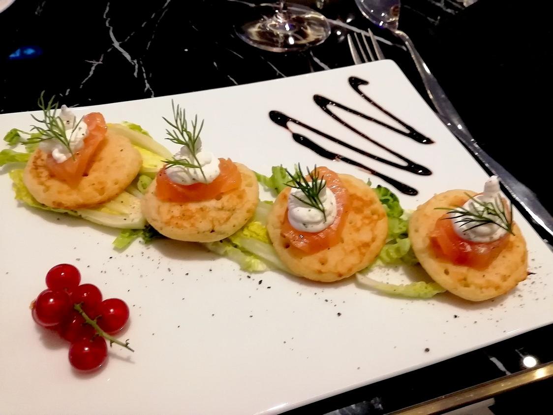 Saumon gravlax, agrumes © Gourmets&co