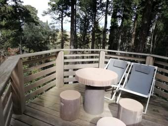 Terrase en bois © Gourmets&co