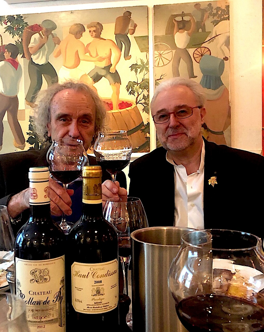 avec Philippe Faure-Brac