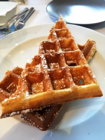 Gaufre © Gourmets&co .