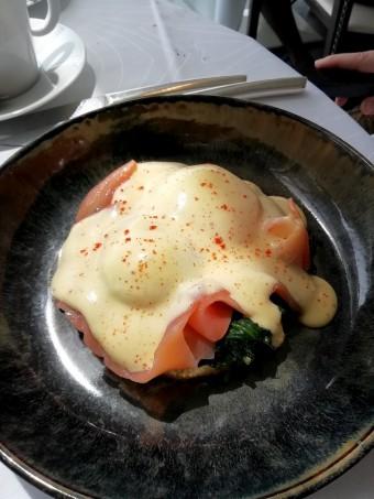 œufs Bénédicte © Gourmets&co
