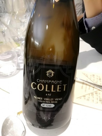 Champagne Collet © Gourmets&co .