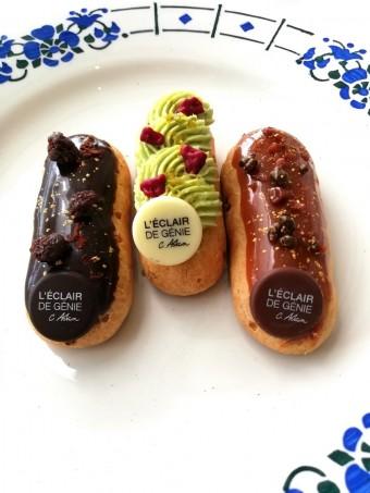 Eclairs de génie © Gourmets&co