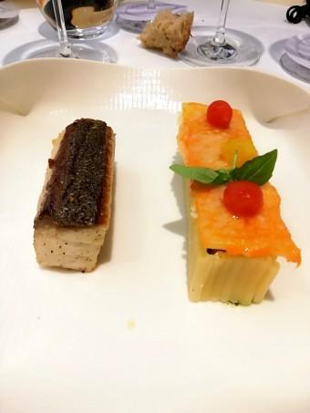 Filet de Seriole à la plancha © Gourmets&co