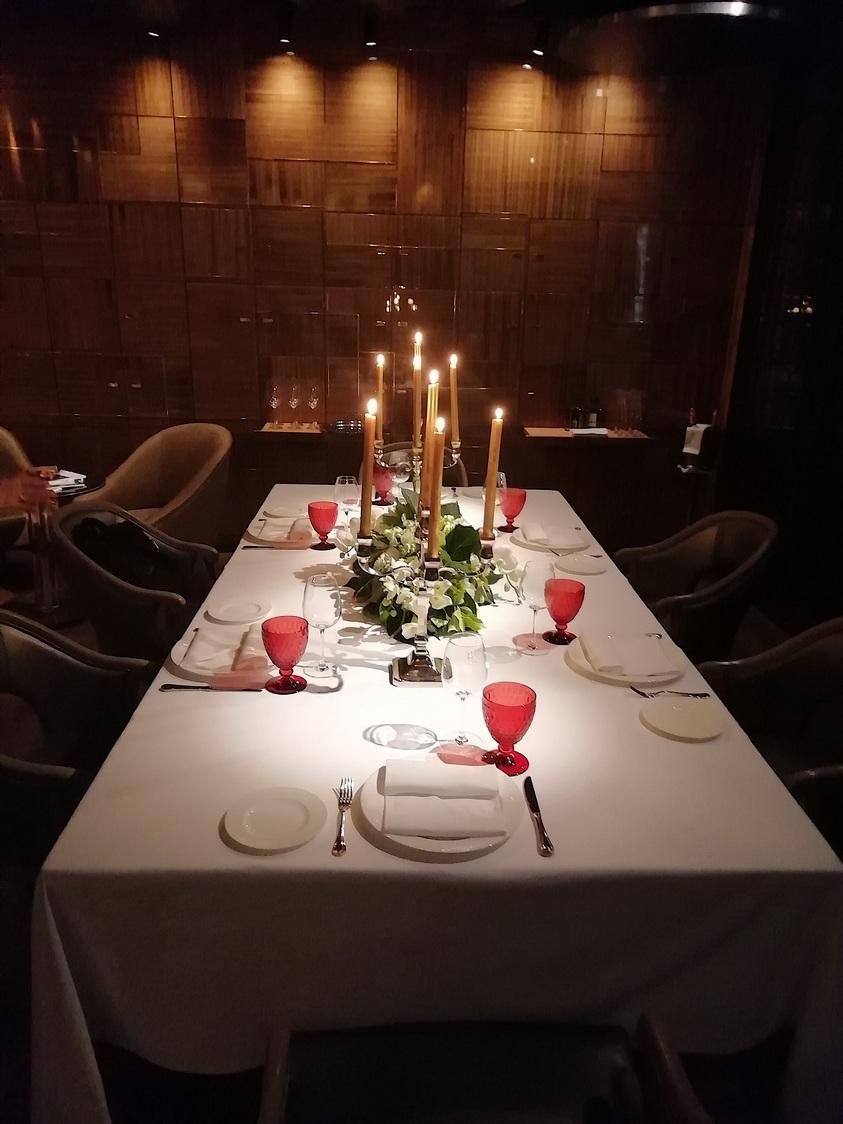La Table © Gourmets&co .