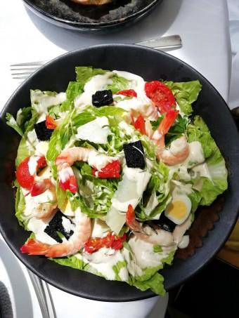 Salade Caesar © Gourmets&co