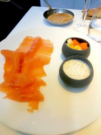 Saumon fumé © Gourmets&co