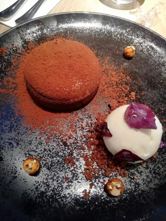 Tartelette chocolat © Gourmets&co