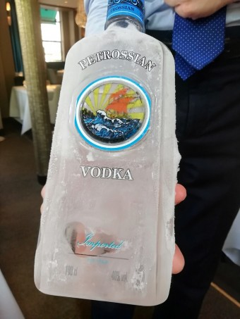 Vodka Petrossian © Gourmets&co