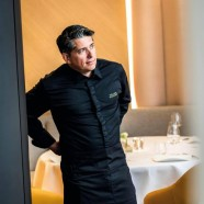 William Frachot – Chef de l'Hostellerie du Chapeau Rouge (Dijon) (** Michelin)