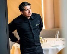 William Frachot – Chef de l'Hostellerie du Chapeau Rouge (Dijon) (** Michelin)