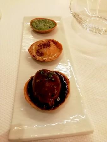 Amuses-bouche © Gourmets&co