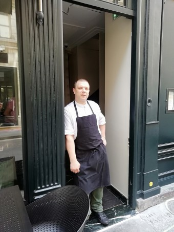 Chef Marc Favier © Gourmets&co .