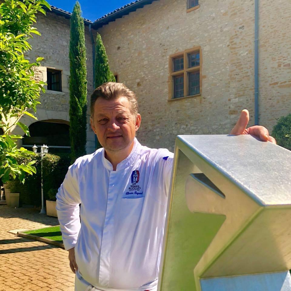 Chef Olivier Degand