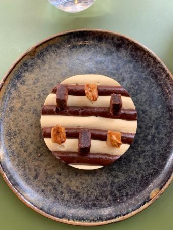 Chocolat _ pistache © Olivia Goldman