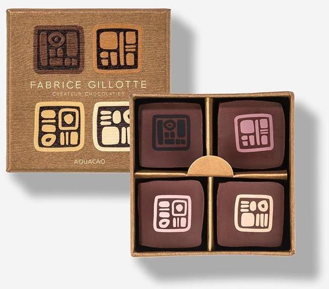 Fabrice Gilotte chocolatier